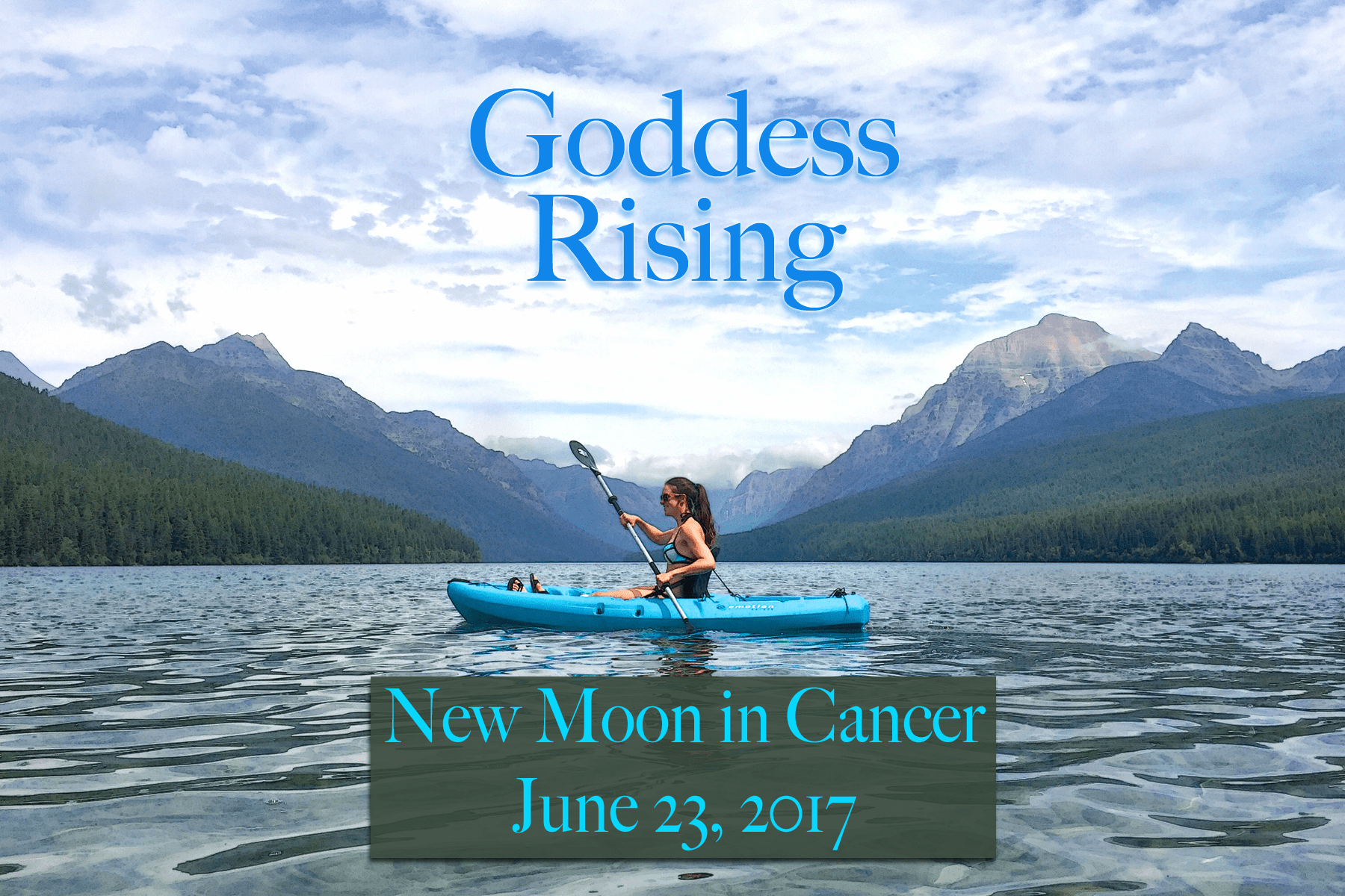 New Moon in Cancer: Goddess Rising