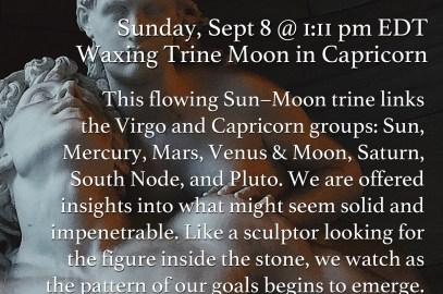 Rising Moon Astrology