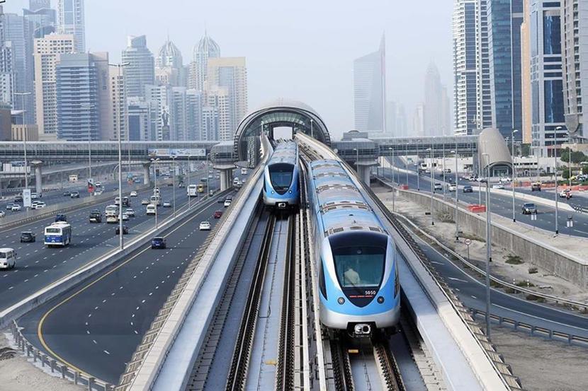 Public Transportation Dubai