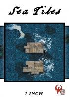 Sea Tiles - Grid Map Battle Tiles