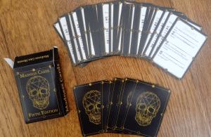 Madness Cards Set
