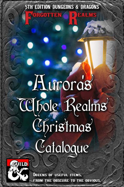 Aurora's Christmas Catalogue
