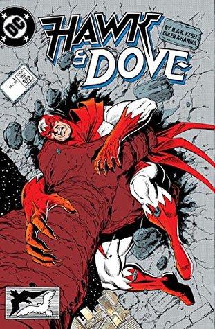 Hawk and Dove #7