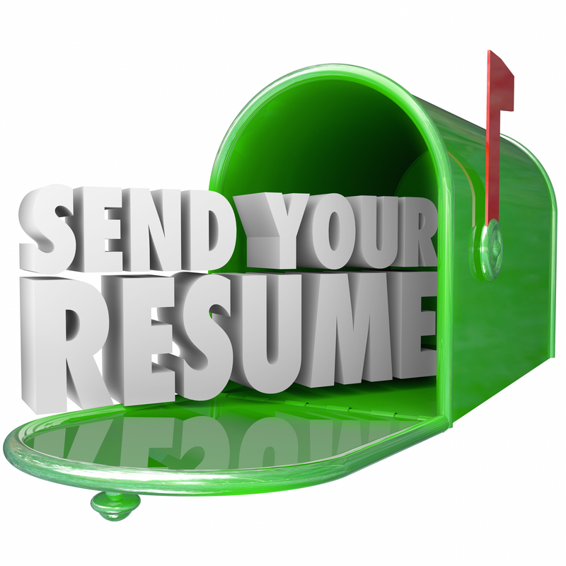 not resume on job boards