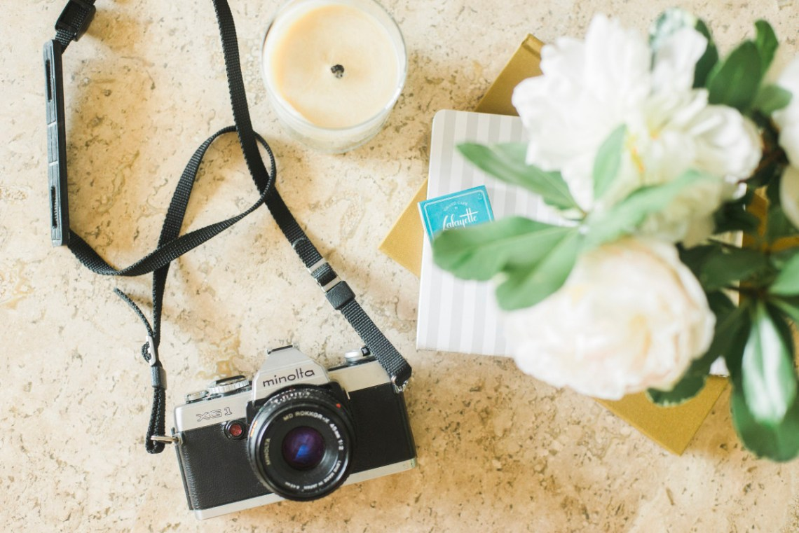 Three Easy Tips for Styling Better images for Instagram