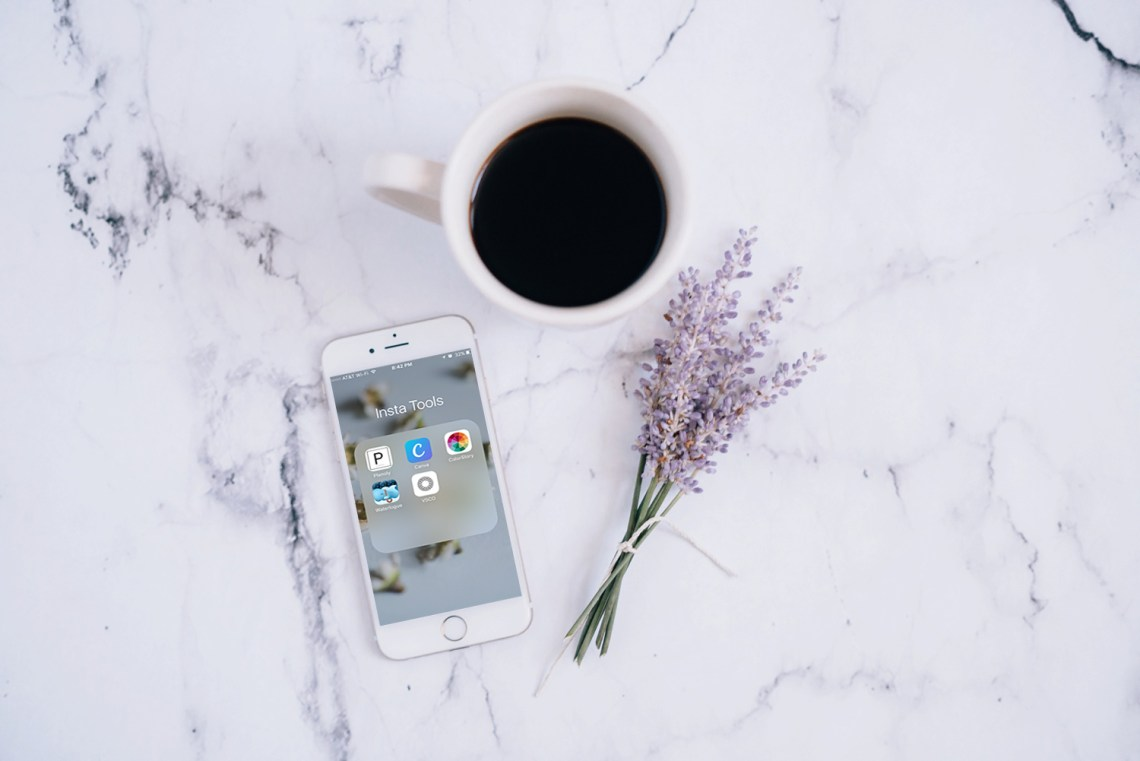5 fabulous apps for creating a stunning Instagram Feed by brittany chandler, via Rising Tide Society & HoneyBook