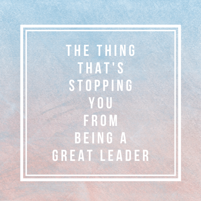 How to be a great Leader, by Sharon Lee, via Rising Tide Society + HoneyBook blog