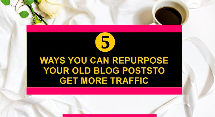 Bloggers are so focused on delivering new ideas they neglect to help readers discover their old posts, and many of those oldies are still relevant today.