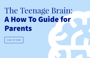 The Teenage Brain sign up