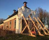 Schademeldingen na aardbeving in Groningen stijgt naar ruim 2900