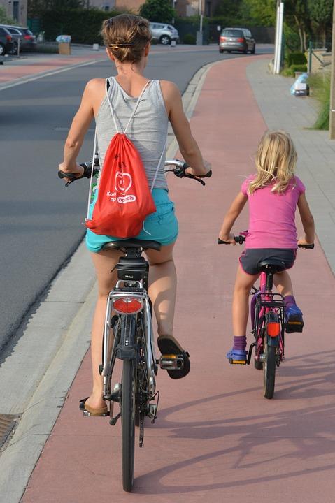 Onderzoek ANWB: 81% fietsroutes kan stroom middelbare scholieren niet aan