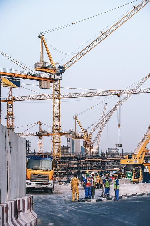 Omzet in de bouw stijgt met 2,2% in eerste kwartaal 2021
