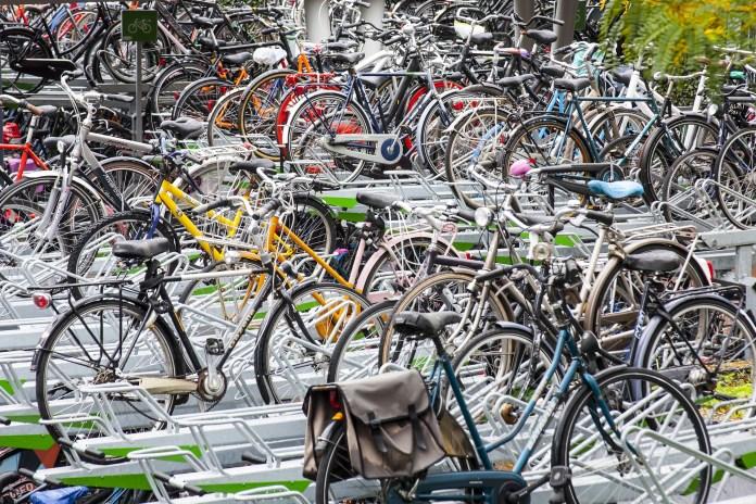 Geregistreerde fietsdiefstallen met bijna 40% gedaald