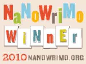 NaNoWriMo Winner 2010
