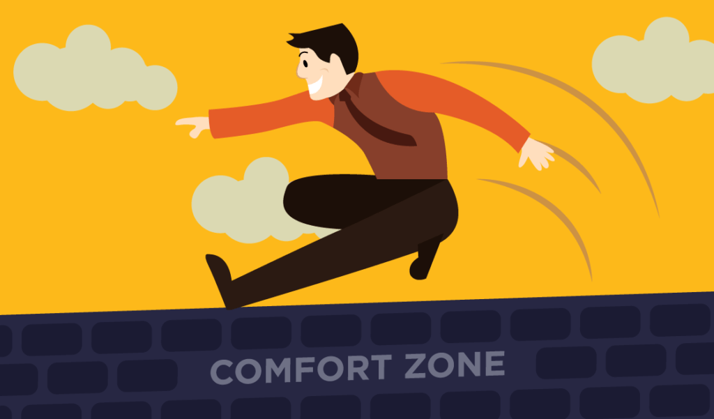 Leadership Challenges: The Comfort Zone