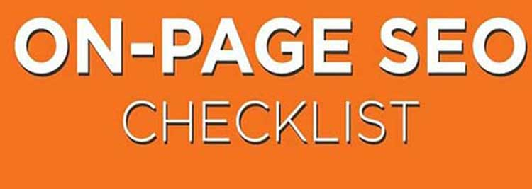 On page SEO guide