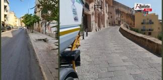 Spazzamento strade