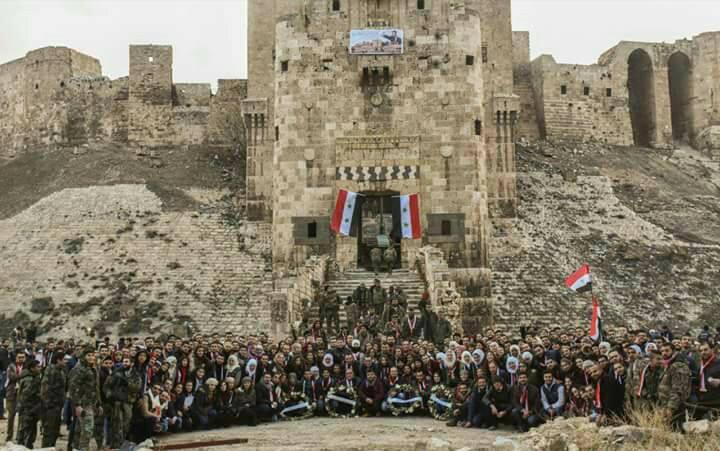 Assad riconquista Aleppo