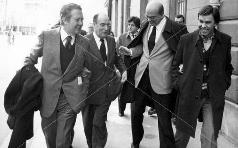 I leader del socialismo mediterraneo