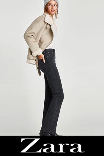 Brand Zara Fall Winter 2017 2018 Women Clothing