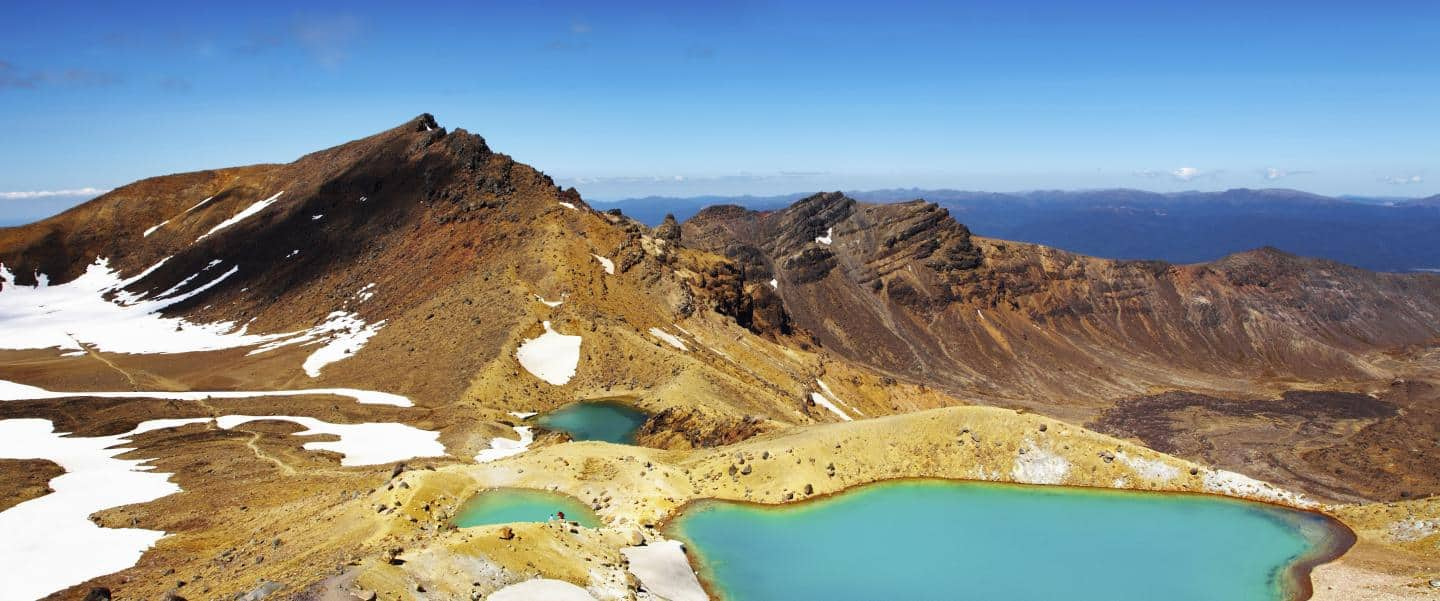 Tongariro National Parkl
