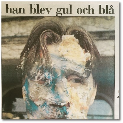 Börje turned 38 during the 1989 World Championships in Stockholm and his teammates surprised him with a cake in the face.
