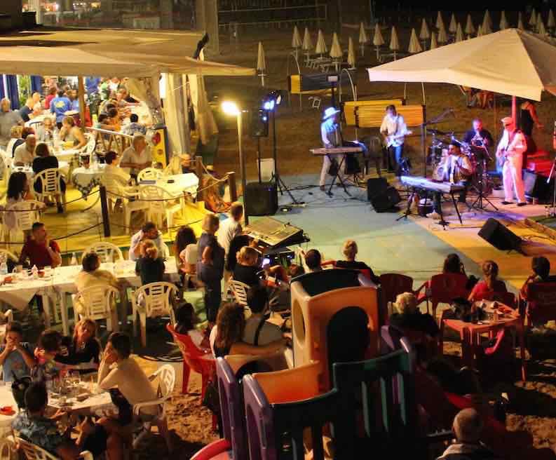 feste musica da Romano