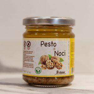 PESTO DI NOCI - Vasetto da 190 gr.