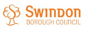Swindon Borough Council logo.