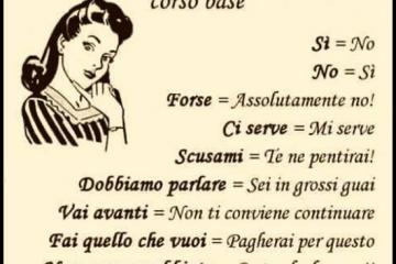 il linguaggio segreto delle donne