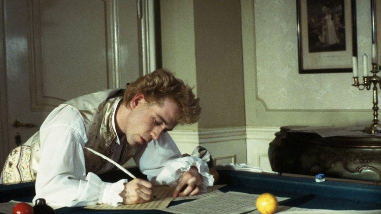 Mozart preso a mazzate in testa?