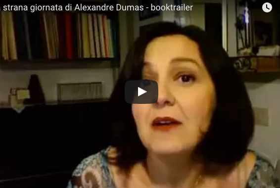 «La strana giornata di Alexandre Dumas»: video trailer!