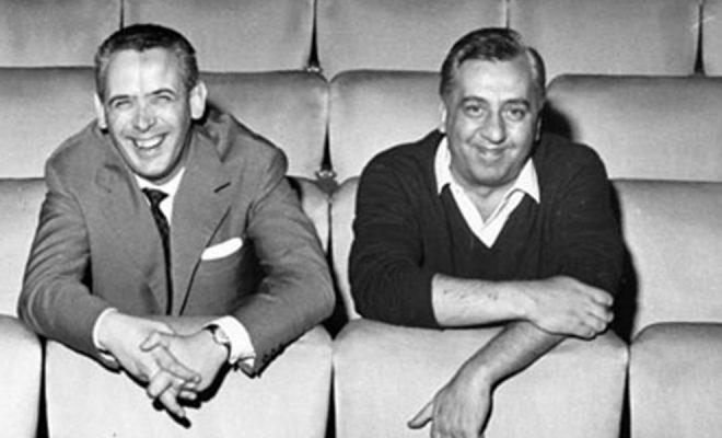 Pietro Garinei e la commedia musicale italiana