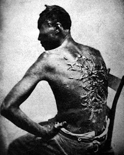Schiavo flagellato 1863