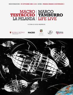 """""""Life Live"""", mostra personale di Marco Tamburro"""