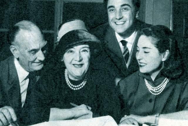 Tatiana Pavlova, la russa che rinnovò il teatro italiano