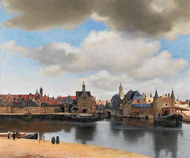 Vermeer-veduta-Delft