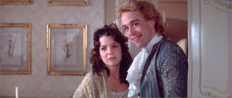 Amadeus e Mozart: Constanze, la moglie