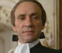 Amadeus: un'immagine del film di Milos Forman. Antonio Salieri