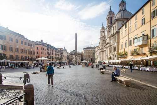 Ci vediamo domenica 17 maggio nella Roma. Di Pasquino