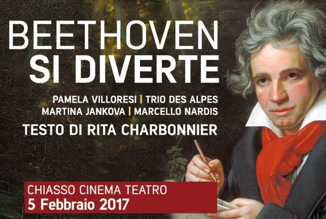 «Beethoven si diverte»
