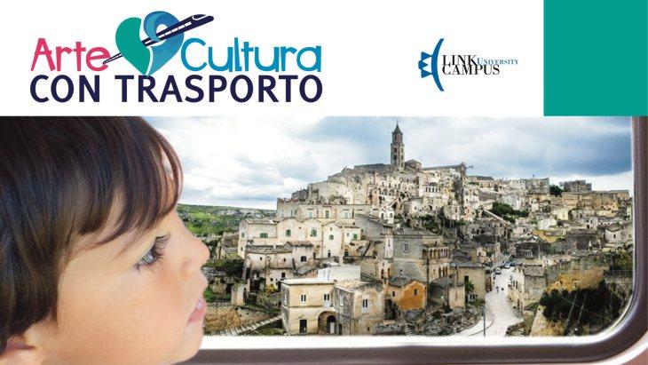 """Arte e cultura… con """"trasporto"""""""