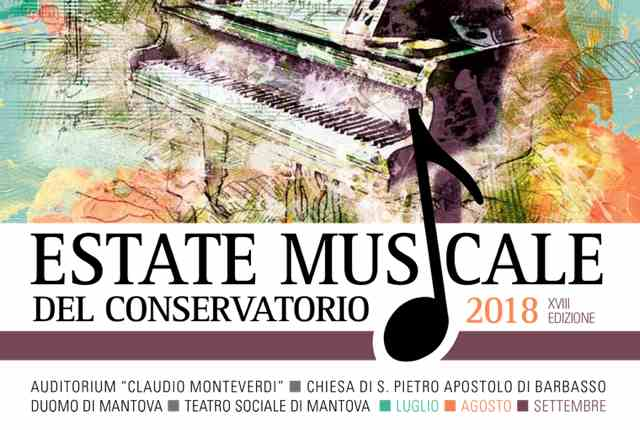 «Tre note, tre donne» a Mantova per l'Estate del Conservatorio