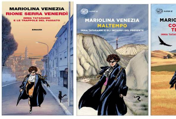 Cinque domande a Mariolina Venezia (bis)