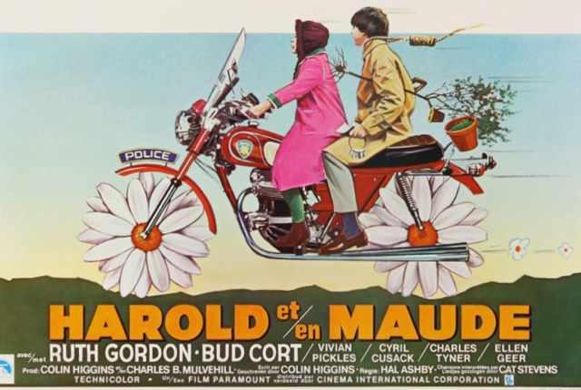 «Harold e Maude»: l'amore senza età