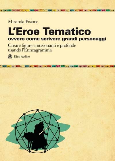 L'Eroe Tematico: la copertina del libro