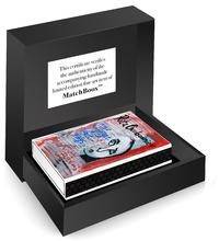 MatchBoox: la scatoletta di fiammiferi che contiene il racconto