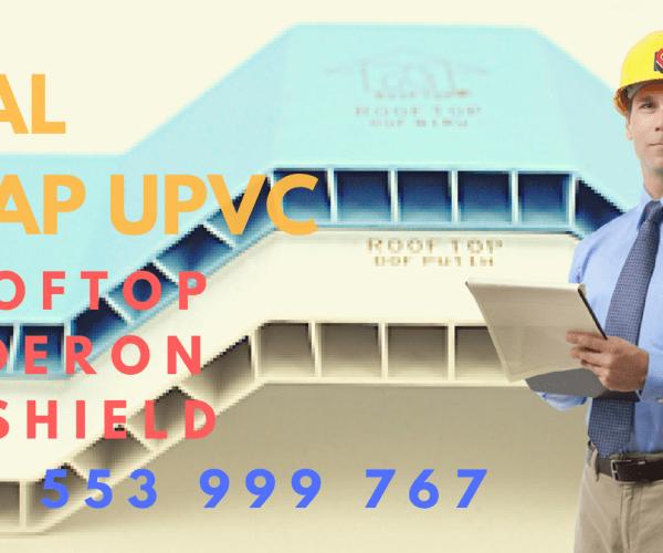 Jual Atap uPVC Alderon Terbaik  Bangkalan