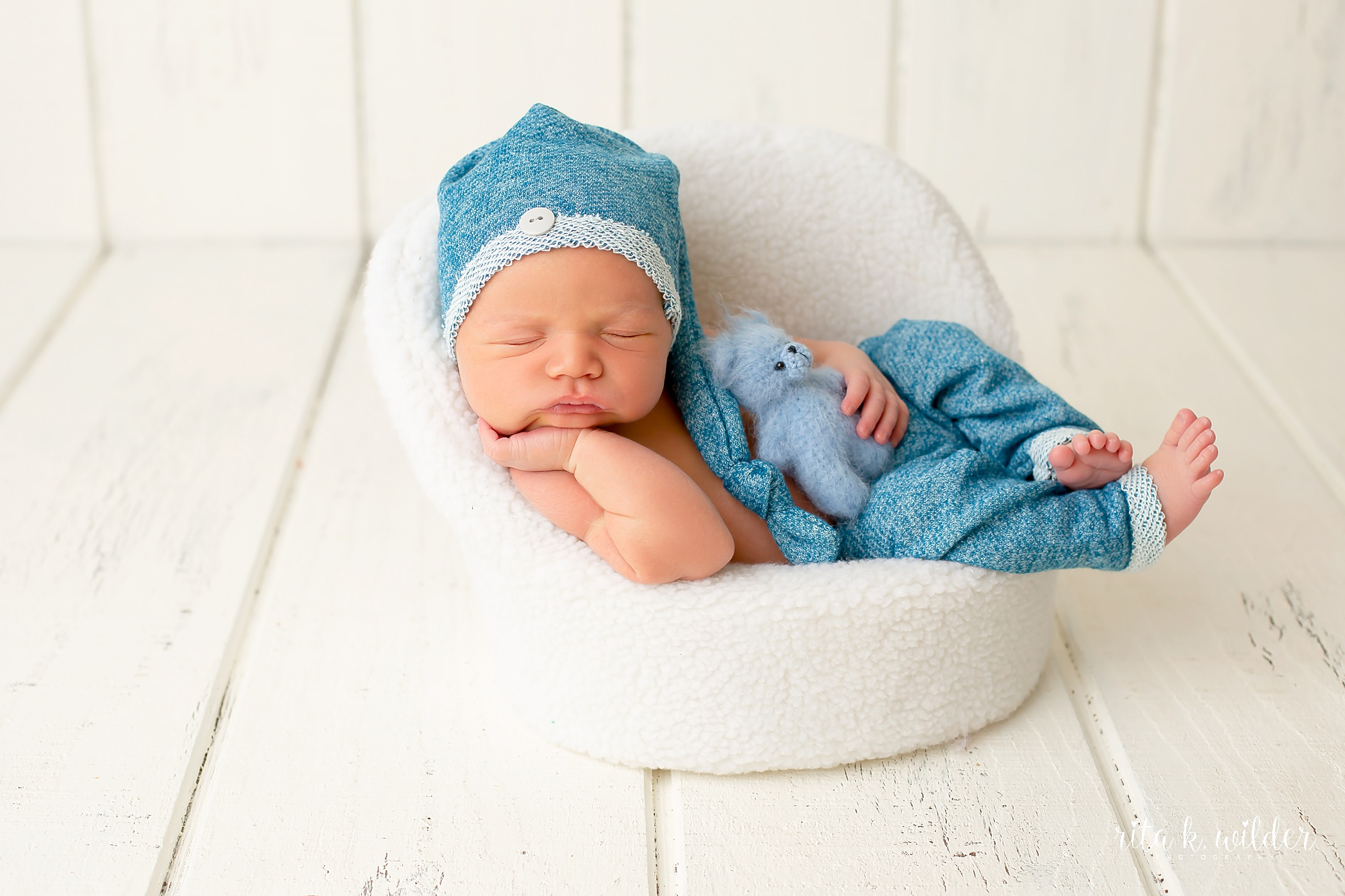 Lantana Newborn Photography