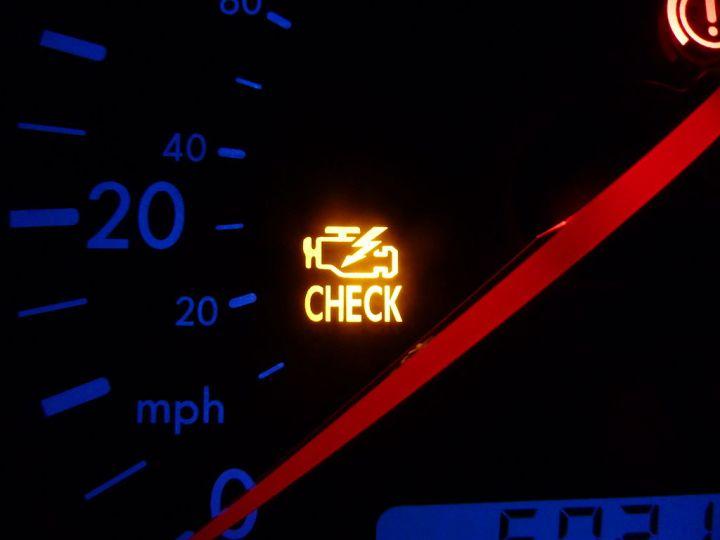 2010 Chevy Aveo Flashing Check Engine Light